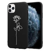 ShieldCase® Perfect Rose iPhone 12 Pro - 6.1 inch hoesje