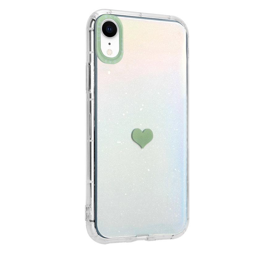 ShieldCase Metallic Sweetheart iPhone Xr hoesje