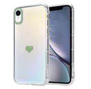 ShieldCase® Metallic Sweetheart iPhone Xr hoesje
