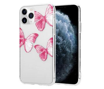ShieldCase® Butterfly Kisses iPhone 11 Pro Max hoesje