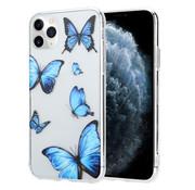 ShieldCase® iPhone 11 Pro hoesje met vlinders