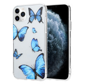 ShieldCase® iPhone 12 Pro - 6.1 inch hoesje met vlinders
