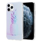 ShieldCase® Hoesje met ananas print iPhone 12 Pro - 6.1 inch