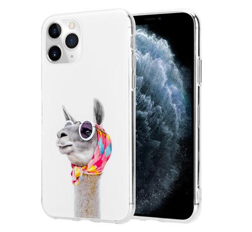 ShieldCase® ShieldCase No Drama Lama iPhone 11 Pro hoesje