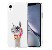 ShieldCase® No Drama Lama iPhone Xr hoesje