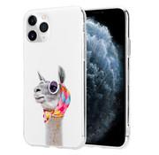 ShieldCase® iPhone 12 Pro Max hoesje met lama print