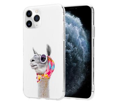 ShieldCase® ShieldCase No Drama Lama iPhone 12 Pro Max  hoesje