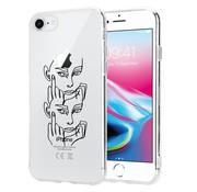 ShieldCase® Forever Mood iPhone 7 / 8 hoesje