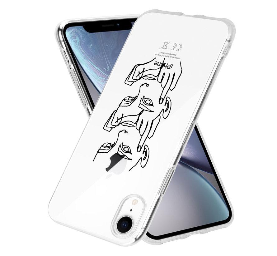 ShieldCase Forever Mood iPhone Xr hoesje