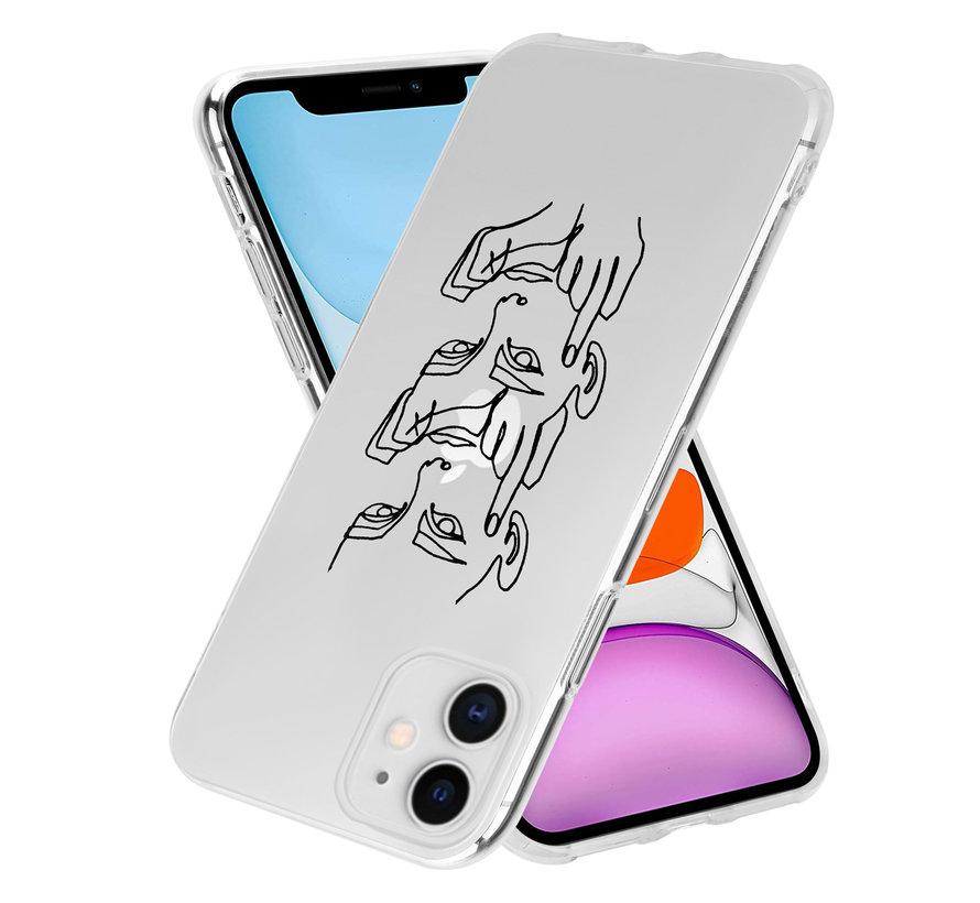 ShieldCase Forever Mood  iPhone 11 hoesje
