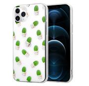 ShieldCase® iPhone 12 Pro Max hoesje met cactuspatroon