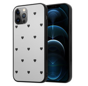 ShieldCase® Love A Little iPhone 12 Pro - 6.1 inch spiegel hoesje