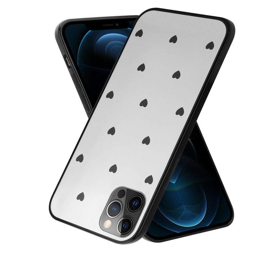 ShieldCase Love A Little iPhone 12 Pro Max spiegel hoesje