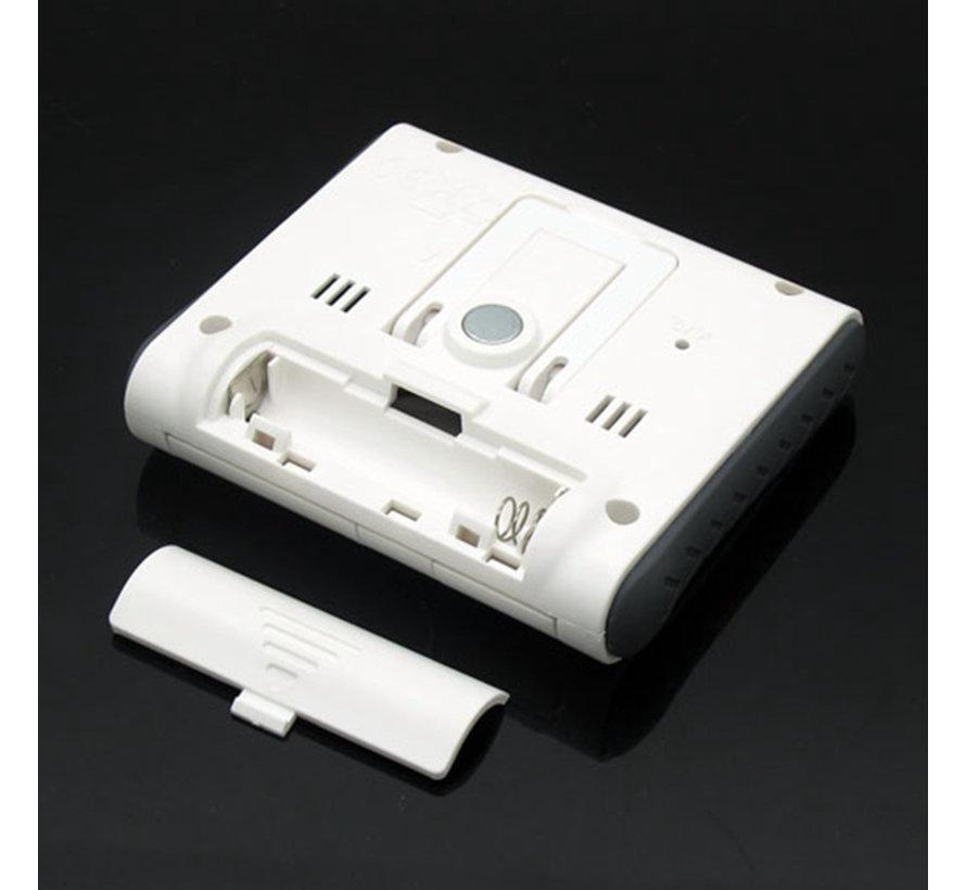 Digitale kookwekker met magneet en standaard