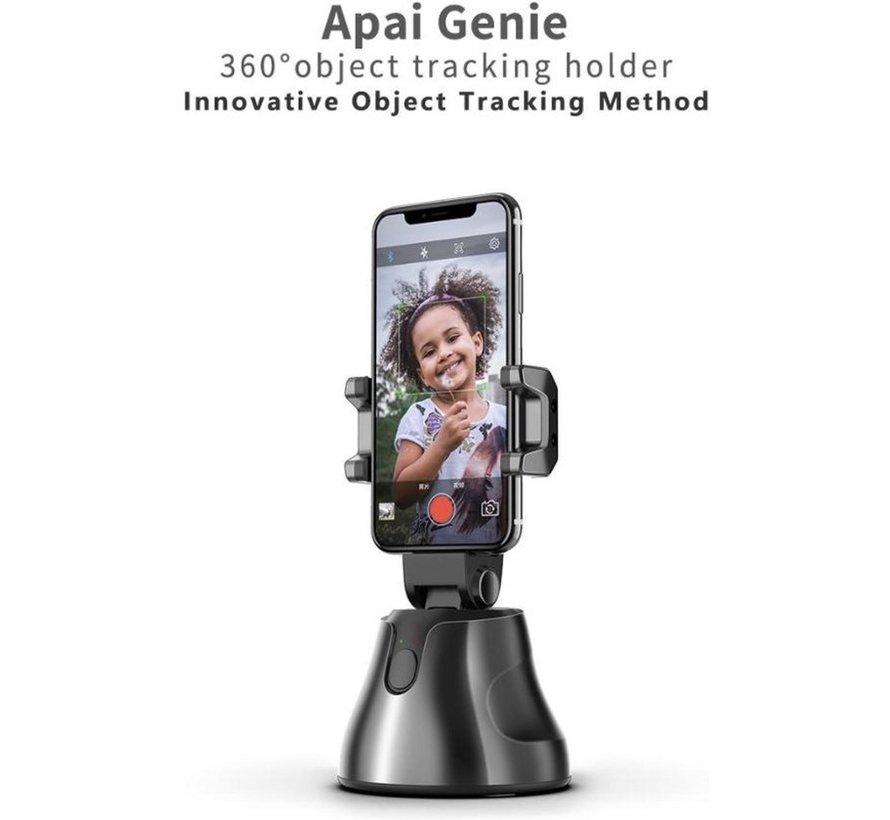 Slimme camerahouder met face tracking - 360 graden verstelbaar