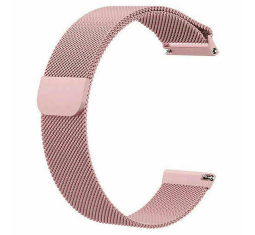 Fitbit Versa Milanese band (rosé pink)
