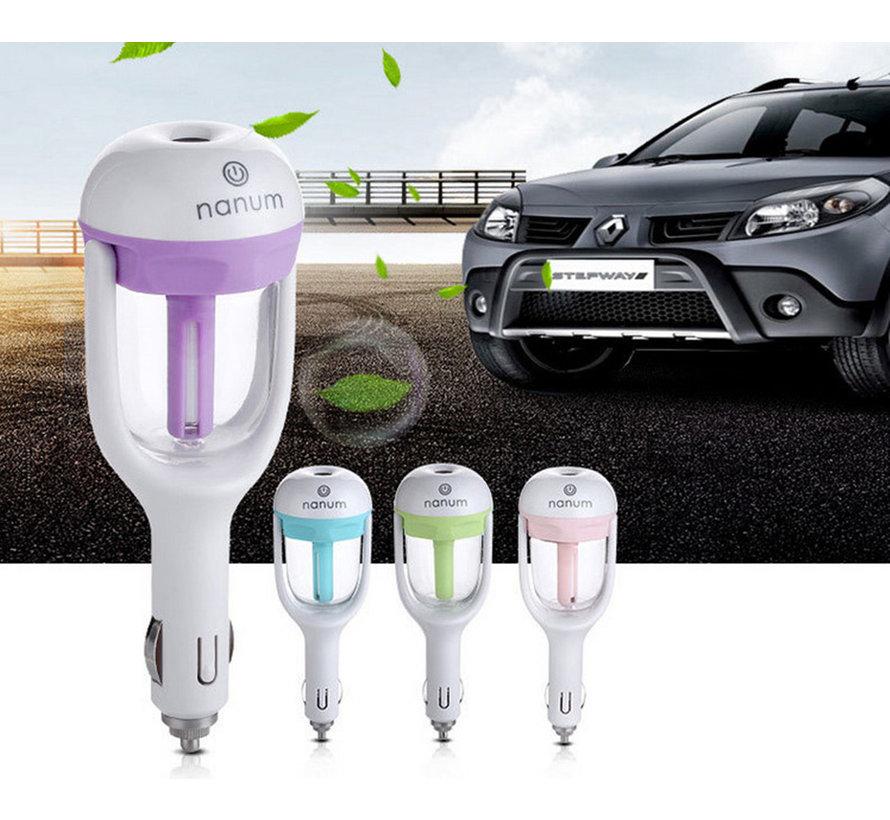 Auto luchtbevochtiger / Aroma diffuser / Geurverspreider