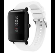 Xiaomi Amazfit Bip silicone band (wit)