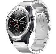 Ticwatch Pro metalen bandje (zilver)