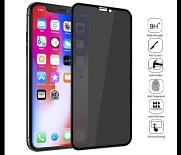 ShieldCase® Privacy Tempered Glass Screenprotector iPhone 12 Mini - 5.4 inch