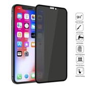 ShieldCase® Privacy Tempered Glass Screenprotector iPhone 12 - 6.1 Inch