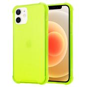 ShieldCase® Shock case iPhone 12 Mini - 5.4 inch (geel)