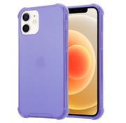 ShieldCase® Shock case iPhone 12 Mini - 5.4 inch (paars)