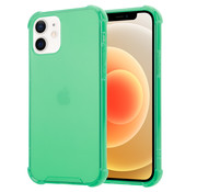 ShieldCase® Shock case iPhone 12 - 6.1 inch (mint groen)