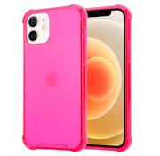 ShieldCase® Shock case iPhone 12 Pro - 6.1 inch (roze)