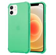 ShieldCase® Shock case iPhone 12 Pro - 6.1 inch (mint groen)