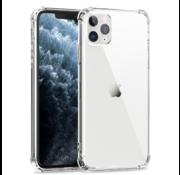 ShieldCase® Shock case met camera protectie TPU iPhone 12 Pro - 6.1 inch (transparant)