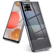 ShieldCase® Samsung A42 5G Ultra thin silicone case (transparant)