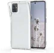 ShieldCase® Samsung Galaxy M51 Ultra thin silicone case (transparant)