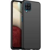 ShieldCase® Slim case Samsung Galaxy A12 (zwart)