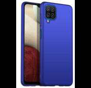 ShieldCase® Slim case Samsung Galaxy A12 (blauw)