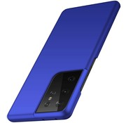 ShieldCase® Slim case Samsung Galaxy S21 Ultra (blauw)