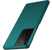 ShieldCase® Slim case Samsung Galaxy S21 Ultra (groen)