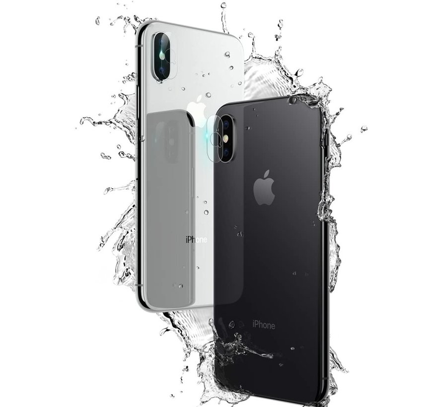 ShieldCase iPhone X / Xs full cover camera lens protector