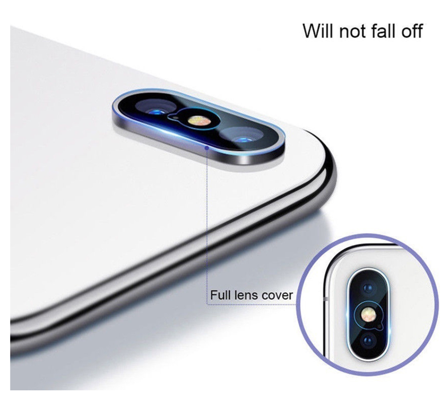 ShieldCase iPhone Xs Max full cover camera lens protector