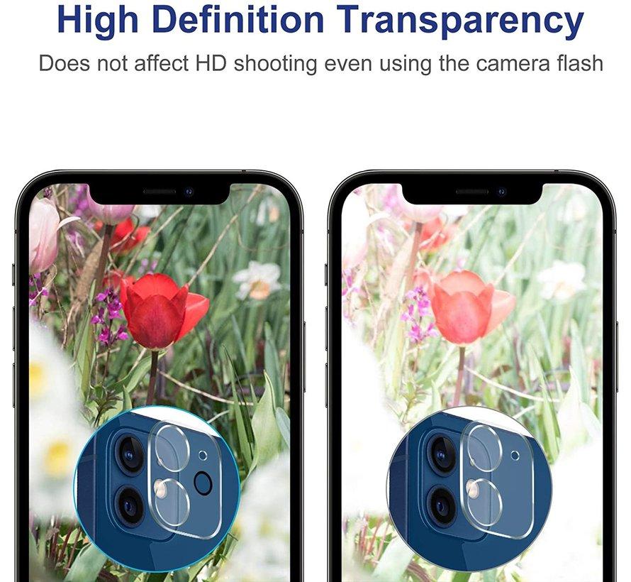 ShieldCase iPhone 12 Mini full cover camera lens protector