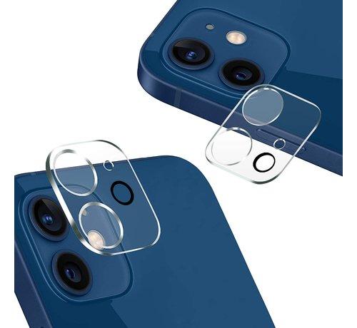 ShieldCase® ShieldCase iPhone 12 Mini full cover camera lens protector