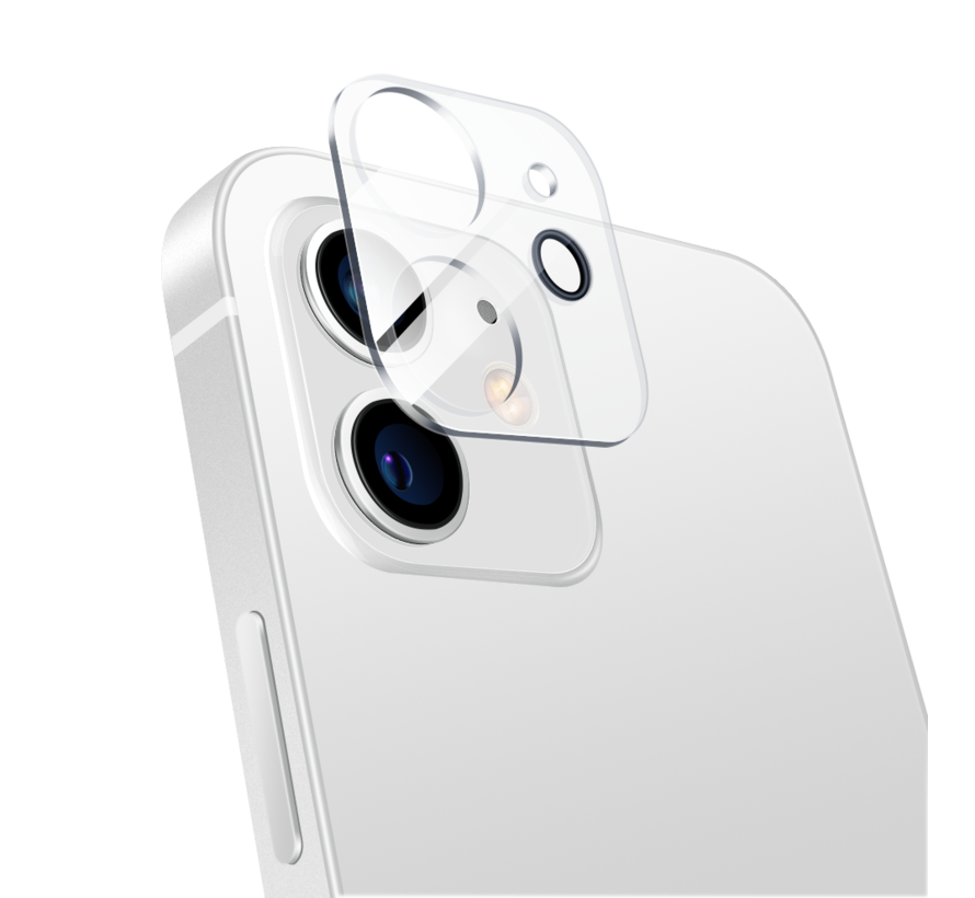 ShieldCase iPhone 12 full cover camera lens protector