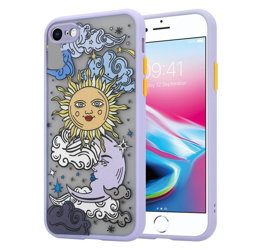 ShieldCase iPhone 7 / 8 hoesje met maan