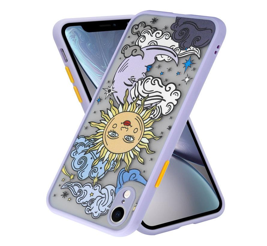ShieldCase Sunny Moon iPhone Xr hoesje