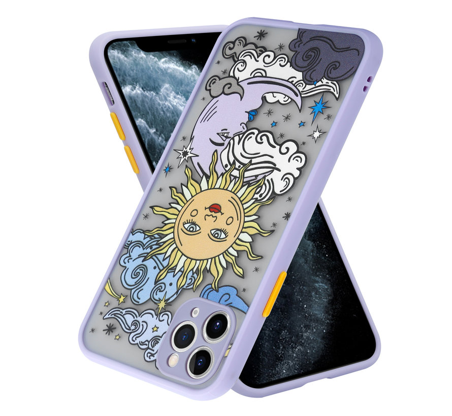 ShieldCase Sunny Moon iPhone 11 Pro Max hoesje