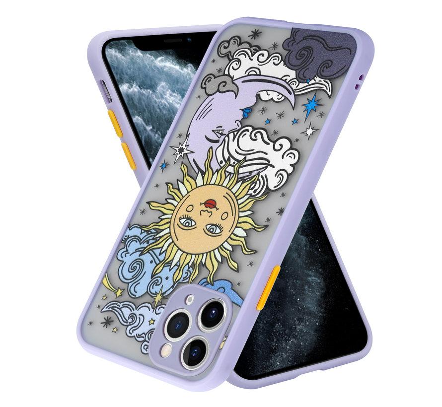 ShieldCase Sunny Moon iPhone 11 Pro hoesje