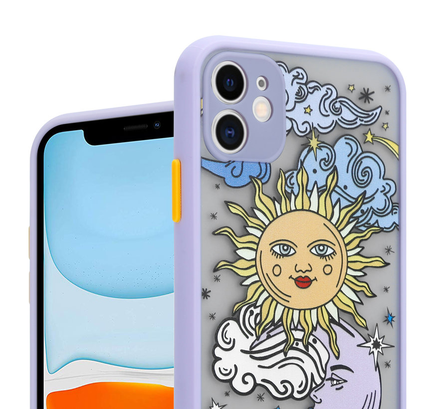 ShieldCase Sunny Moon iPhone 11 hoesje