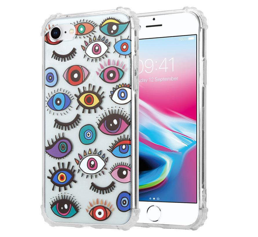 ShieldCase Got My Eyes On YouiPhone SE 2020 hoesje