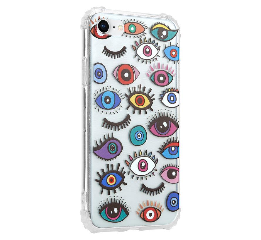 ShieldCase Got My Eyes On You iPhone 7/8 hoesje