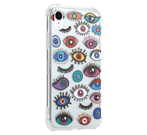 ShieldCase® ShieldCase Got My Eyes On You iPhone Xr hoesje